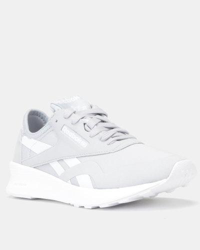 fbd2635ea645e Reebok Club C 85 Mid Sneakers Wow-White True Grey