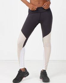 Reebok Performance OS Lux Tights Black