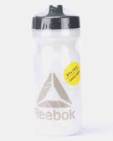 Reebok Performance Found Bottle 500 White