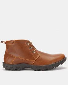 Urbanart  Track 2 CRA Boots Tan