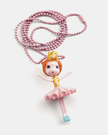 Djeco Jewellery - Lovely Charms Necklace - Ballerina