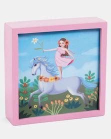 Djeco Magical Night Light - Fairy Unicorn