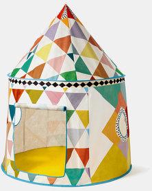 Djeco Tent - Multicoloured Hut