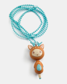 Djeco Jewellery - Lovely Charms Necklace - Darling