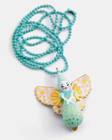 Djeco Jewellery - Lovely Charms Necklace - Fairy