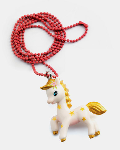 Djeco Jewellery - Lovely Charms Necklace - Pony