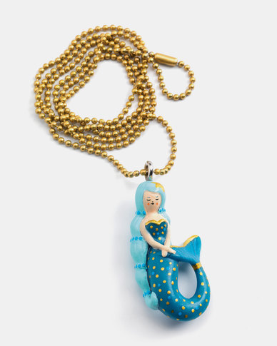 Djeco Jewellery - Lovely Charms Necklace - Mermaid