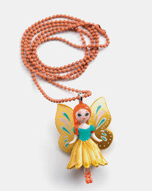 Djeco Jewellery - Lovely Charms Necklace - Butterfly