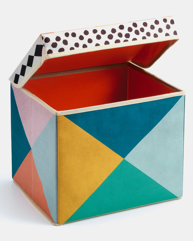 Djeco Storage Toy Box - Seat