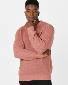 Utopia Interest Jumper Pink