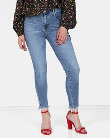 Levi's® 721 High Rise Skinny Ankle Jeans Culture Corner