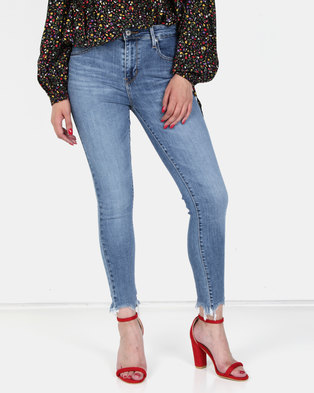 95c3b22ab4b Levi s® 721 High Rise Skinny Ankle Jeans Culture Corner