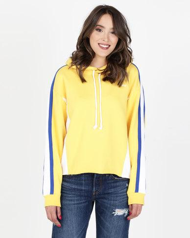 Levi's® Sport Short Hoodie Colourblock
