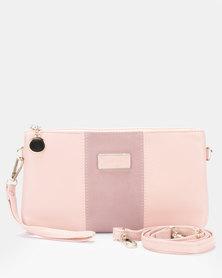 Blackcherry Bag Trendy Crossbody Bag Desert Pink