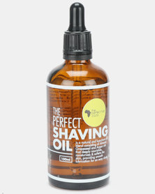 The Perfect Hair Perfect Shaving Oil