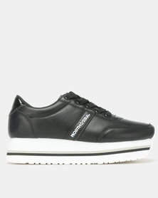 North Star Platform Runner Black