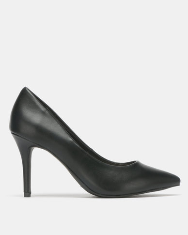 Bata Red Label Classic Pointy Court Black