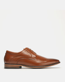 Bata Formal Lace Up Brown