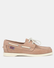 Sebago Dockside Shoes NBK Brown