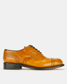 Watson Elite Welted Buffalo Lace-Up Biscuit