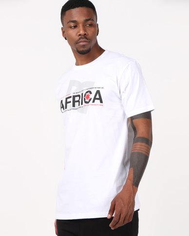 494ccea753d7 DC Africa Star T-Shirt White | Zando