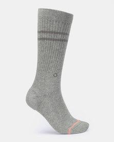 Stance Vitality Socks Grey