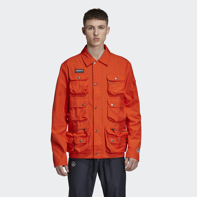 SPEZIAL WARDOUR MILITARY JACKET