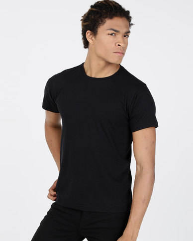 Ultimate T Fashion Fit Limited T-Shirt Black