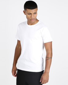 Ultimate T Fashion Fit Limited T-Shirt White