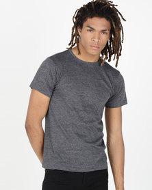 Ultimate T Fashion Fit Limited T-Shirt Graphite Melange