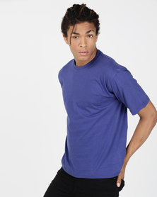 Ultimate T Relaxed Fit Limited T-Shirt Royal