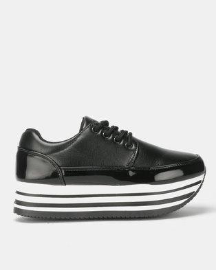 Rock Patent Black Sneaker f951f114d