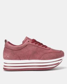 Rock 2-1 Burgundy Sneaker