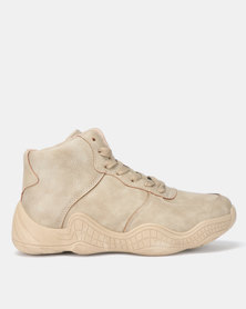 Booster Boot 2 Taupe Sneaker