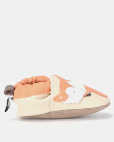 Shooshoos Mr Fox Slip-On Orange
