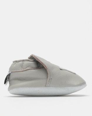 8be00ab6e36 Shooshoos Apollo Slip Ons Grey