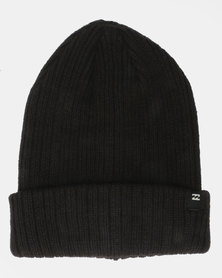 Billabong Boys Arcade Beanie Black