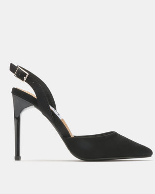 8fb402baba5 Madison Parker Slingback Courts Black