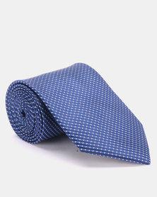 Joy Collectables Simple Tie Blue