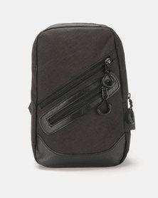 Joy Collectables Mens Cross Body Bag Black