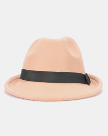 Joy Collectables Fedora Camel