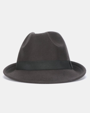 62ae6c8926b Joy Collectables Fedora Black