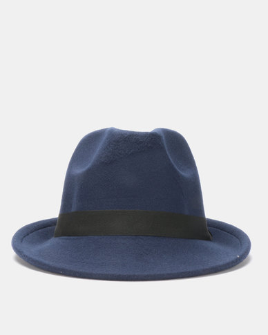 Joy Collectables Fedora Navy