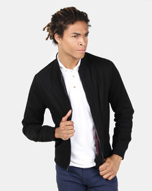 New Look Bomber Jacket Black