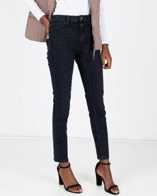 New Look Skinny Jenna Jeans Navy