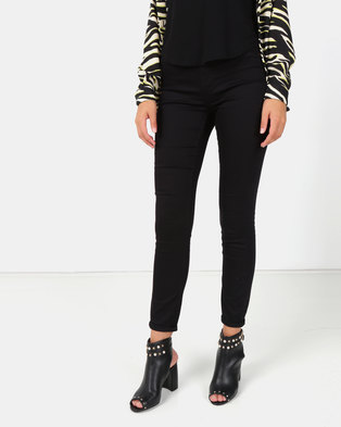 New Look Black Jeggings