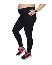 Fit Mama Xtreme support leggings Black