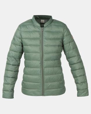 Roxy Endless Dreaming Jacket Duck Green