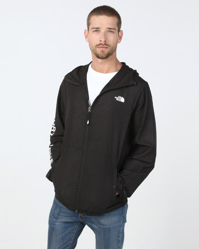 The North Face Train N Logo Wind Jacket  43f5112a1