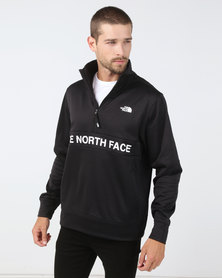 The North Face Train N Logo 1/4 Zip Sweater